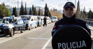 Специјална полиција биће распоређена на север Црне Горе