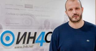 У Подгорици ухапшен новинар Игор Дамјановић због преписке на Фејсбуку