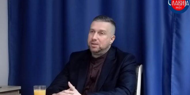ИНТЕРВЈУ: Иван Ивановић – Вучићев полубрат краде струју и рудари биткоин?! (видео)