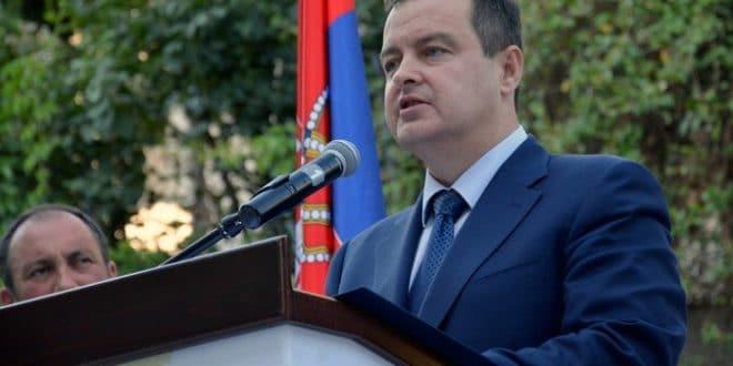 Дачић: Разбити агентуре црногорских служби у Србији