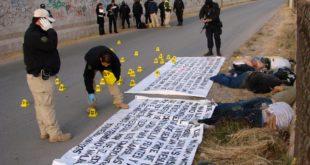 У Мексику прошле године 35.000 убистава