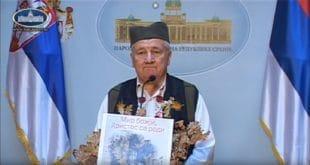 Обраћање народног посланика Миладина Шеварлића Председнику Републике (видео)