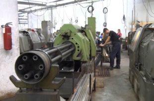 Пад индустријске производње у априлу 16,6 одсто