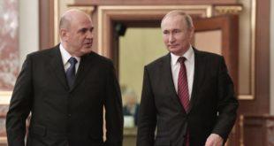 Путин именовао нову владу, Лавров, Шојгу и Сулуанов задржали места