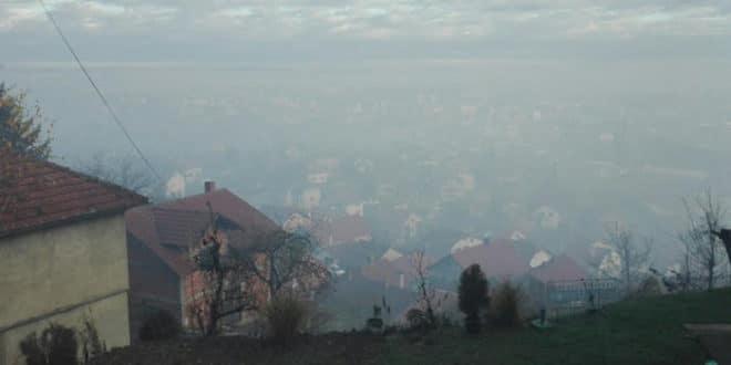 Ваљевци лажу о загађењу ваздуха
