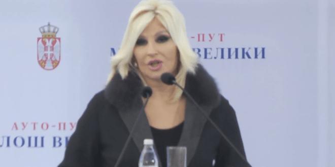 НА СТРАНИ НЕПРИЈАТЕЉА СРБИЈЕ: Вучићева Зорана, каже да је Војводина РЕПУБЛИKА! (видео)