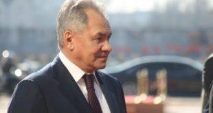 Руски министар одбране Сергеј Шојгу у посети Србији