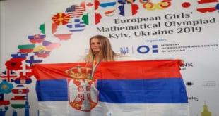 СРБИЈО РАДУЈ СЕ, имаш најбољу математичарку на свету