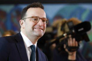 Немачки министар здравља Јенс Шпан (ЦДУ) потврдио да Вучић лаже