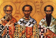 Свети Јустин Нови (Ћелијски): Три јерарха, три сунца на небу Цркве Христове