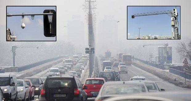 Видео-надзор у Београду на СВАКОМ КОРАКУ, прекршаји се снимају, a казне стижу на кућну адресу (фото)