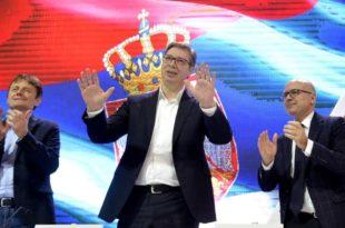 Вучић припрема крађу 500.000 гласова на предстојећим лажним изборима у априлу 2020. године