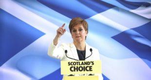 """Премијерка најавила отцепљење пар сати уочи Брегзита: """"Мој посао је да поведем Шкотску у независност"""""""