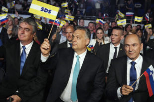 """Ко ће """"владати"""" Словенијом – Орбан или Сорош?"""