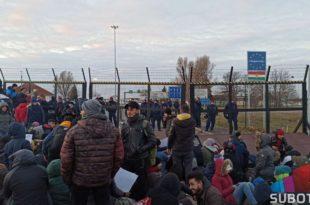 Ко у Србији и зашто мигрантима дозвољава да блокирају државну границу и граничне прелазе?!