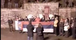Младост Србије Kарађорђевим стопама: Студенти након 70 км из БГД пешке стигли у Орашац (видео)