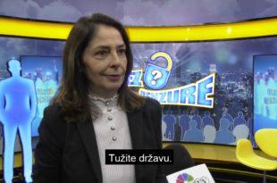Бранка Стаменковић: Двадесет година нас пљачкају, а сад нас продају странцима (видео)