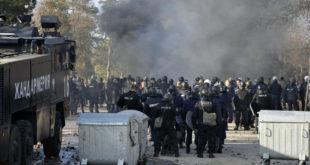 Бугарска послала жандармерију на границу са Турском због потенцијалне опасности од већег прилива миграната (видео)