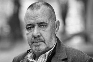 "Преминуо уредник ""Времена"" Драгољуб Жарковић (1951-2020)"