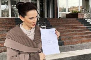 Тепић предала Тужилаштву материјале о пљачки војне индустрије у коју је умешан државни врх (видео)