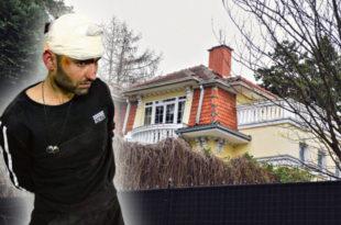 Драма у Београду: Мигрант се попео на кућу, урлао, ломио црепове и разбијао их о главу јер није добио азил