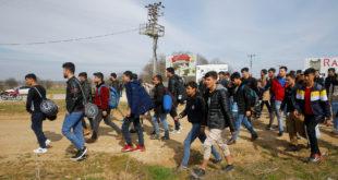 Изјава турског званичника покренула је нови талас миграната ка Балкану и ЕУ