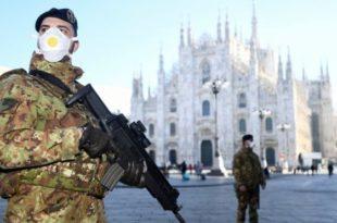 Италија потпуно БЛОКИРА градове с корона вирусом: У ИЗОЛАЦИЈИ 10 градова