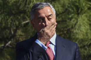 Црна Гора: Отказан конгрес ДПС-а, Мило Ђукановић у болници