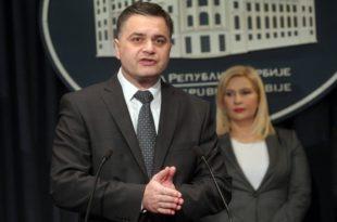 Државни секретар Министарства грађевинарства Миодраг Поледица пуштен након саслушања, тужилаштво за њега није тражило притвор
