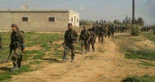 Сиријска војска на осам километара од Идлиба (видео)