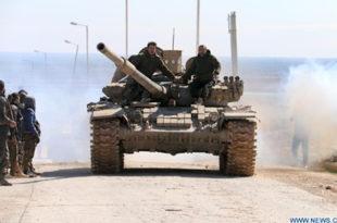 Сирија наставља борбу против тероризма, Ердоган прети у празно