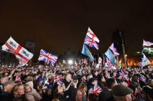 Након 47 година Велика Британија напустила Европску унију