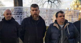 Српски хероји: Вучић нас је слагао, следи радикализација испред Скупштине Србије (видео)