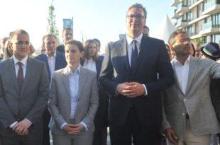 Раскринкавање черупања наменске индустрије Вучић и Брнабићка прогласили велеиздајничким чином