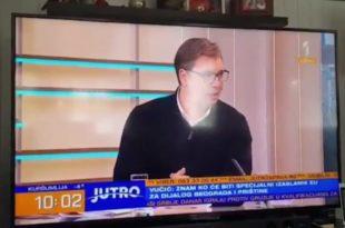 Вучић: Одврррррратни фашисти, одврррратна антимигрантска кампања... (видео)