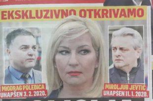 Зорана Михајловић је отписана због огромног криминала и корупције у који је умешана заједно са супругом