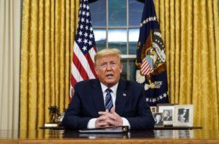 Мере САД услед ПАНДЕМИЈЕ вируса корона: Доналд Трамп забранио летове из Европе