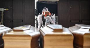 """""""Црни петак"""" у Италији – од коронавируса умрло 969 особа"""