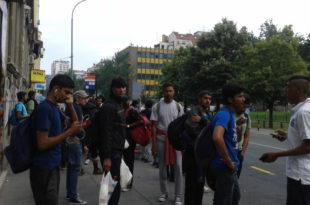 Београд: Мигранти изболи дечака од 16 година ножем на Калемегдану!
