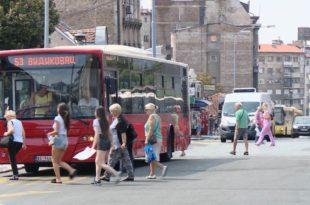 Укидају се све линије јавног превоза у Београду и сви поласци БГ воза