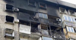 ТЕШKА ТРАГЕДИЈА У ЗОРУ У НОВОМ БЕОГРАДУ: 6 мртвих у пожару у телевизорки, букнуло на 7. спрату, захватио 8. и 9.