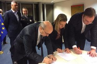 Вама и Бриселским споразумом ће бандо издајничка да се позабави Служба за заштиту Уставног поретка