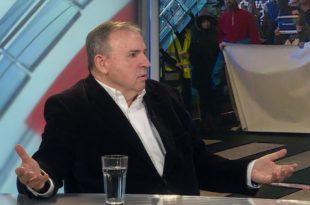 """Горан Марковић: """"Власт ће ићи до отвореног терора или ће пасти"""""""