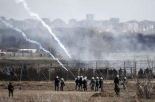 Турски специјалци пуцају на грчку војску покушавајући да направе коридор за пробој терориста!