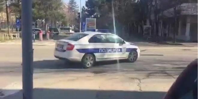 Kикинда под опсадом полиције због коронавируса (видео)