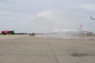 Свечани дочек на аеродрому: Други авион са кинеском опремом слетео у Београд (видео)