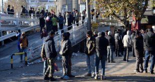 Крв на све стране: Поклали се мигранти код Економског факултета! (видео)