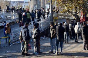 СКАНДАЛ У БГД Препорука полиције да деца не иду сама кући из школе због миграната!