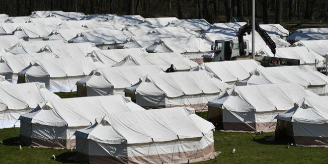 Камп у Моровићу спреман за прихват непослушних гастарбајтера и грађана (видео)