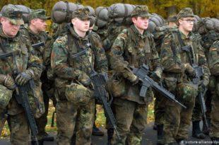 Немачка војска због вируса ковид 19 мобилише резервисте